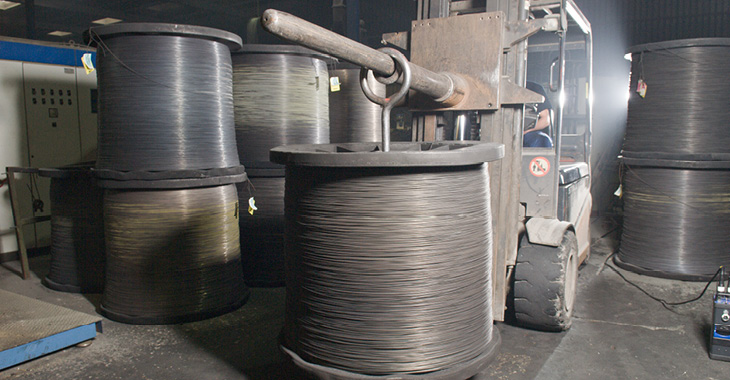 Purchase of Wire