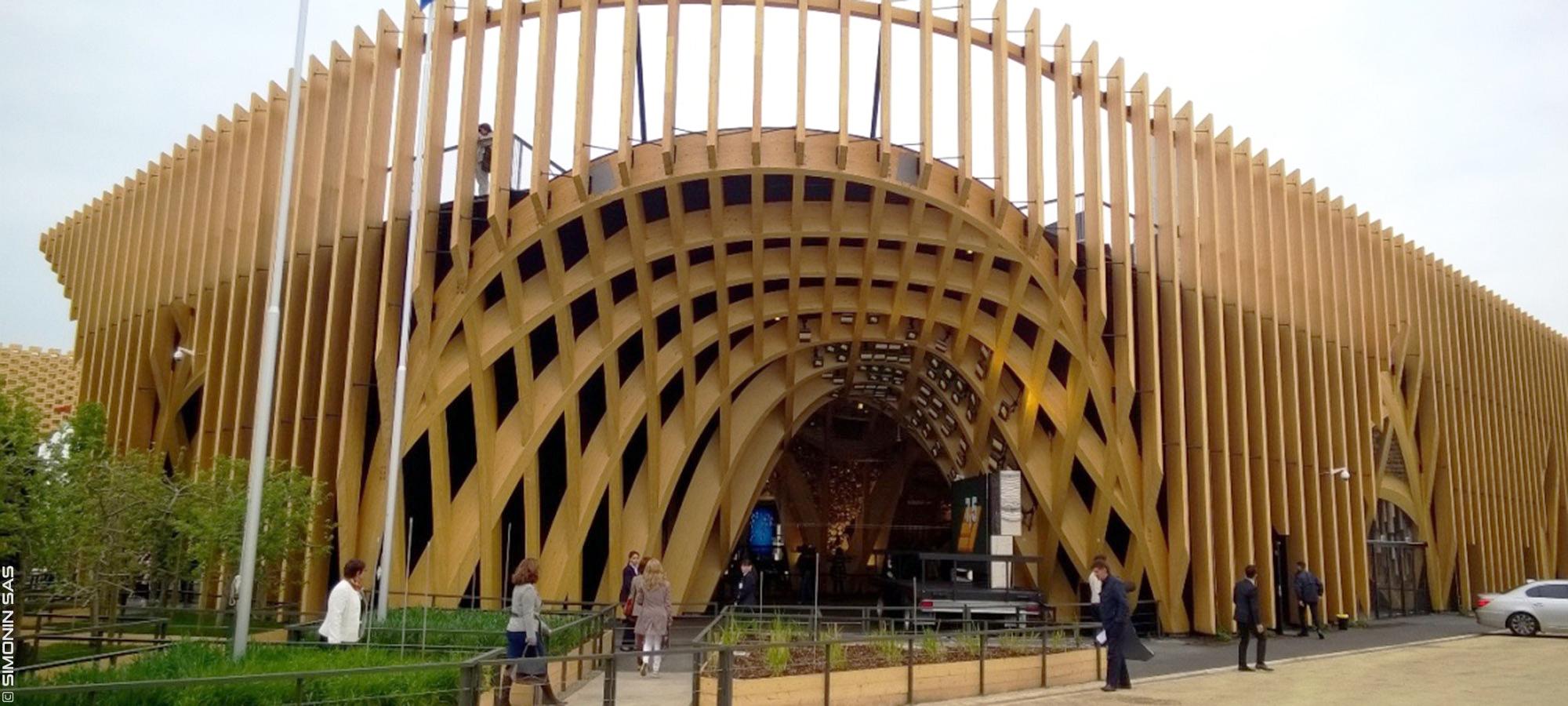 French Pavillon EXPO 2015